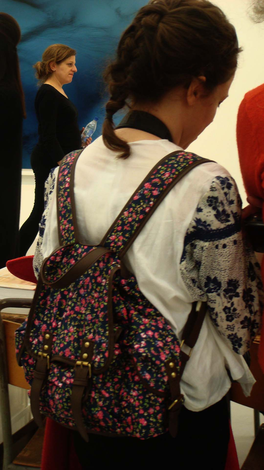 Flower Backpack (London)