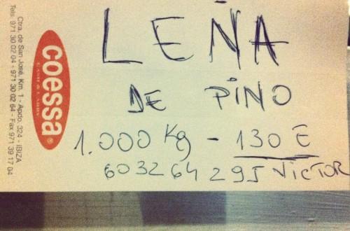 Leña de Pino (Madrid)