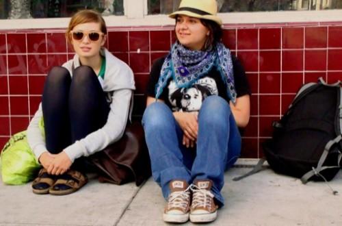 Sit on Haight Ashbury (San Francisco)