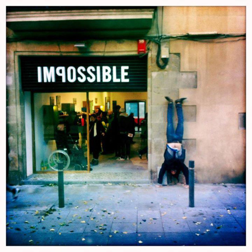 impossible barcelona