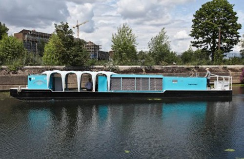 The Floating Cinema