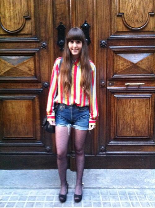 Nice girl (Barcelona)