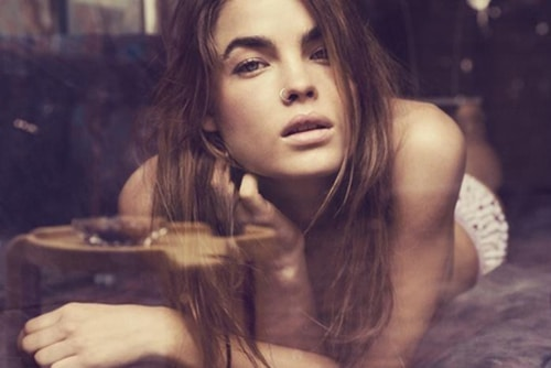 Nos encanta la modelo Bambi Northwood-Blyth