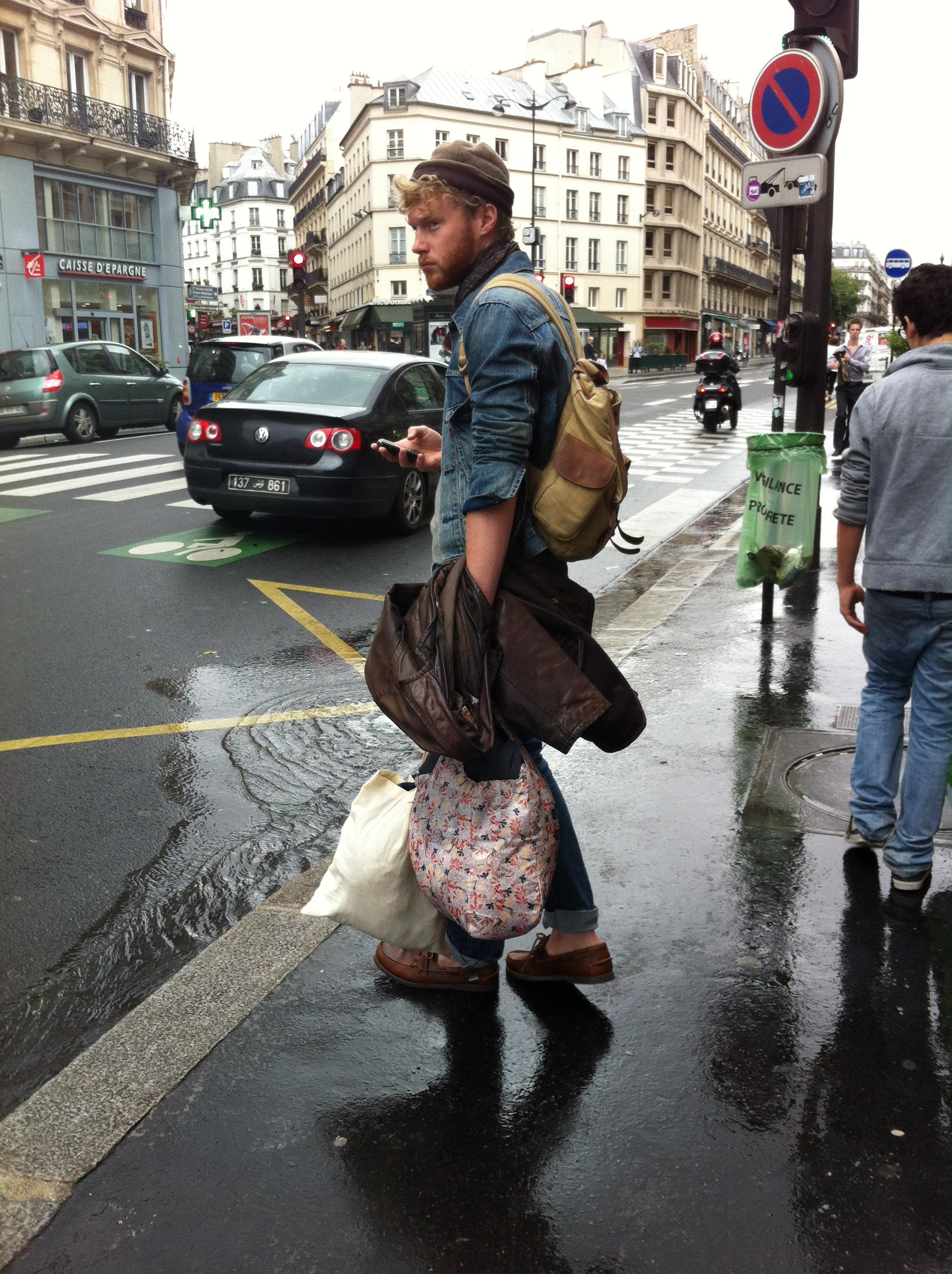 Parisien (París)