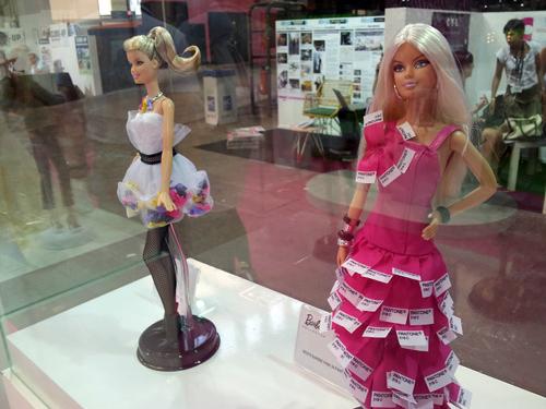 Barbie Pantone (Barcelona)