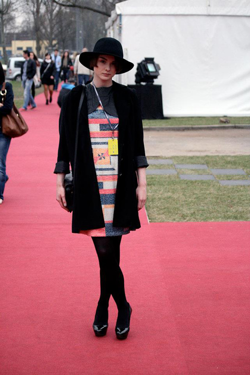 She too (Poland Fashion Week)