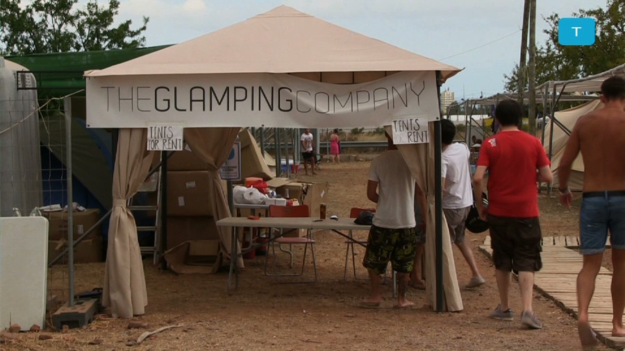 The Glamping