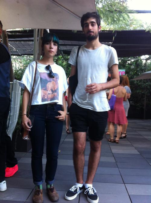 A pair (Barccelona)