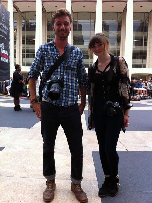 Camera team (New York)