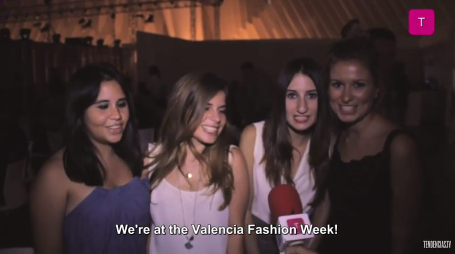 valencia fashion week moda