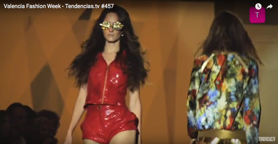 valencia fashion week modelos