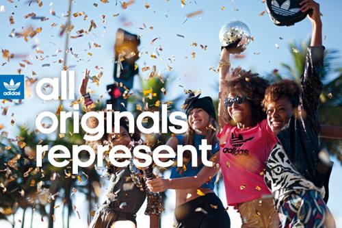 Adidas Originals de fiesta