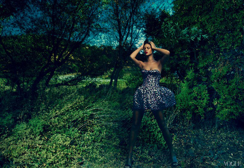 Leibovitz Rihanna 2
