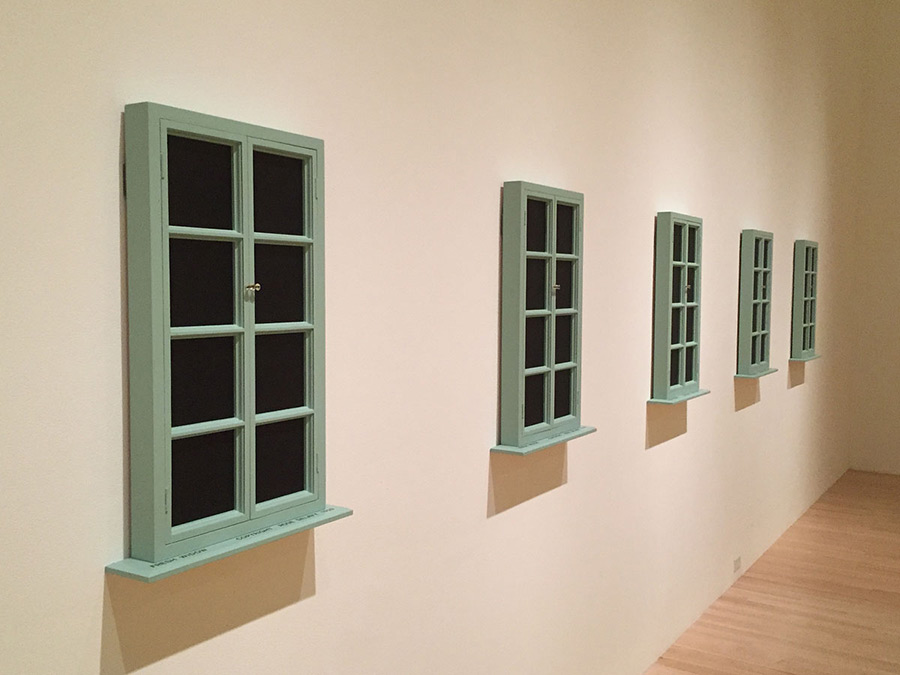 Moma II · Marcel Duchamp & Jeff Koons