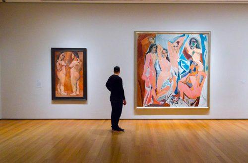 Moma I · Pablo Picasso, Vincent Van Gogh y muchos más