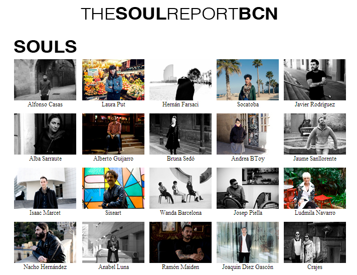The Soul Report