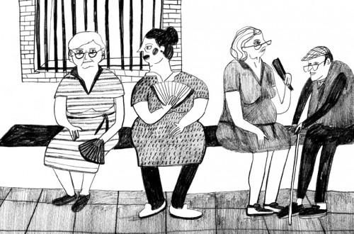 Cachetejack · Ilustración, ironía, humor & realidad