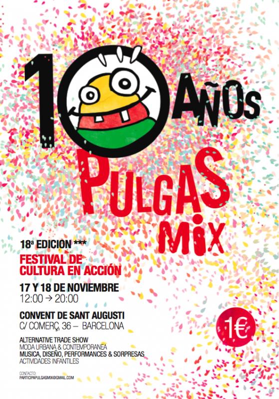 Pulgas Mix