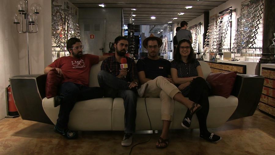 El Nerdo vs Gafapastas, combate entre gafalovers