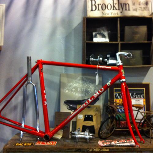 bicicleta NY