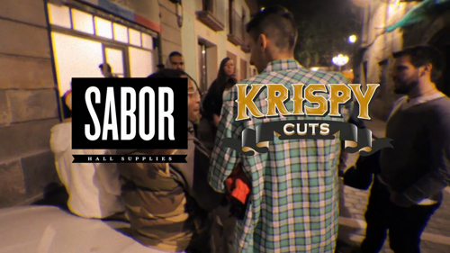 Krispy Cuts Sabor Hall Supllies