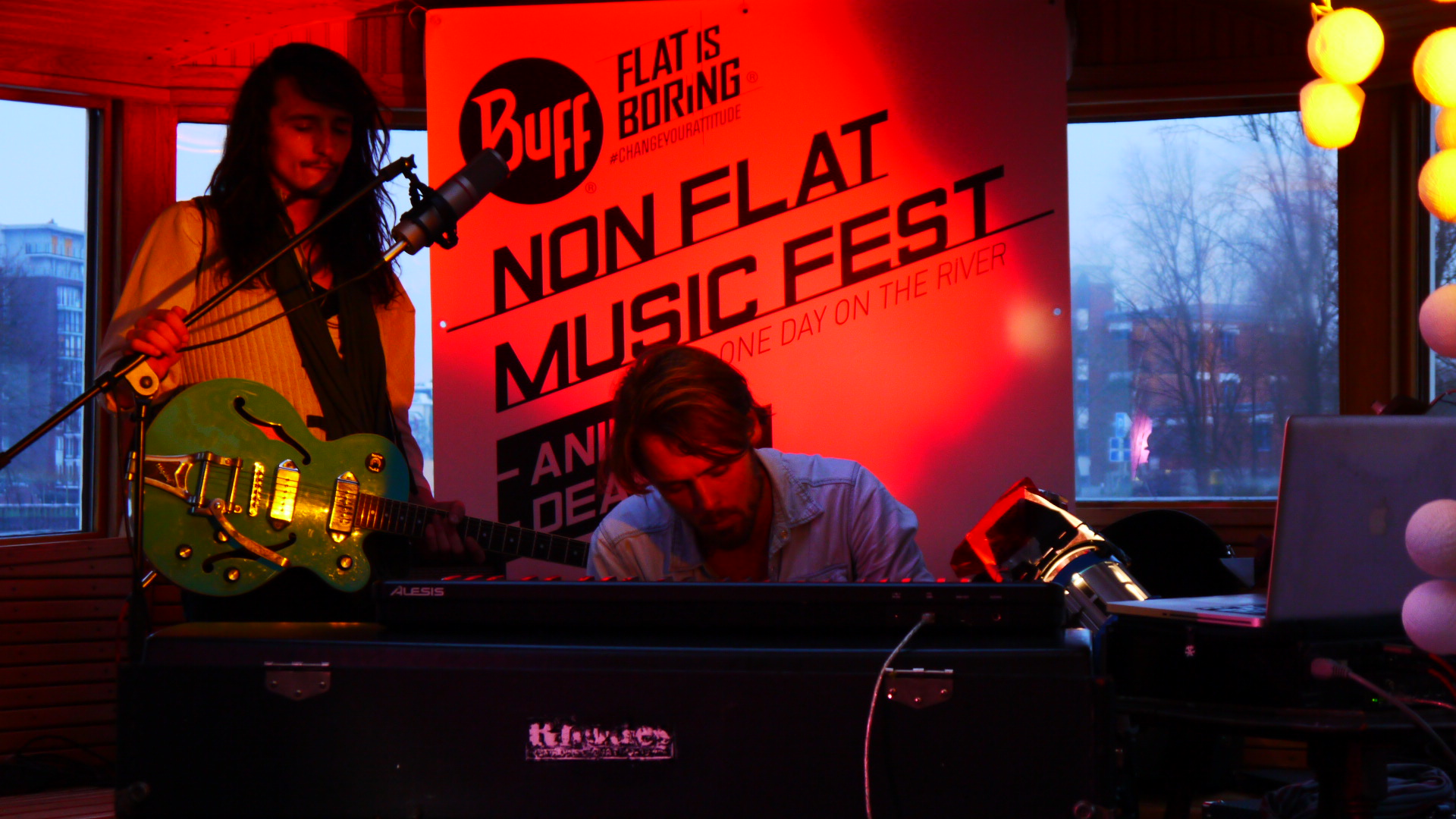 Non flat Music festival