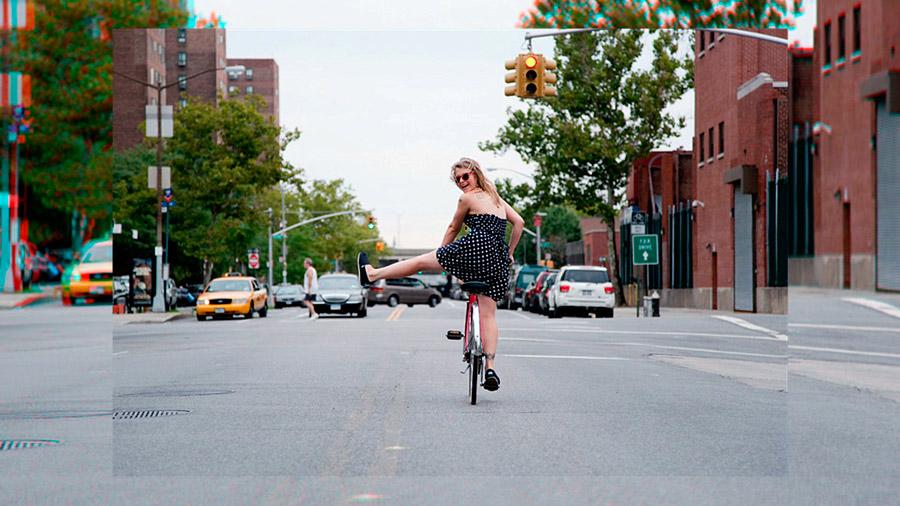 ciclistas new york