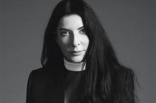 Givenchy SS13 · Marina Abramovic