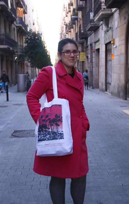 Abrigo rosa (Barcelona)