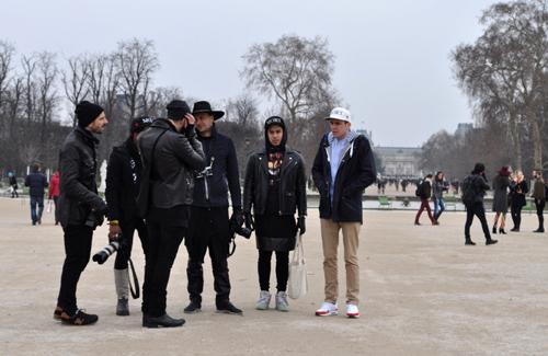 True crew (París)