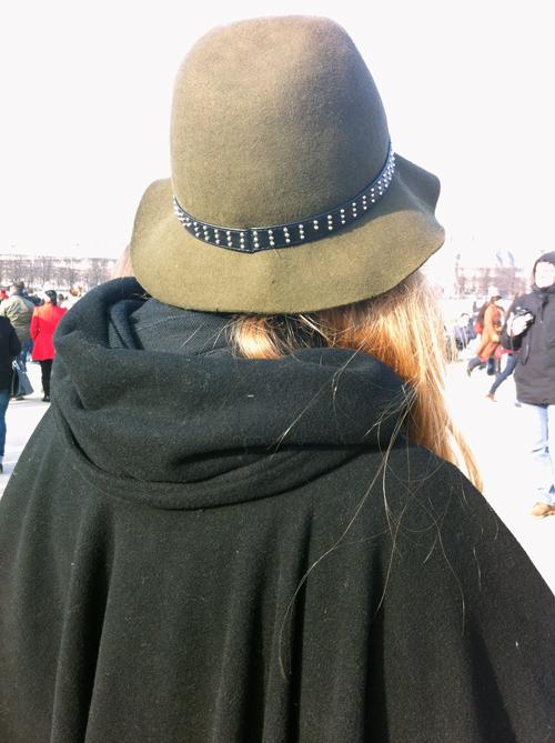 My hat (París)