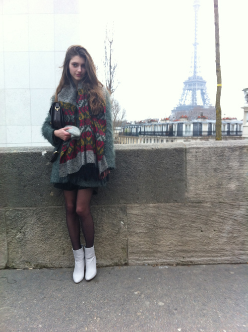 Posando (París)
