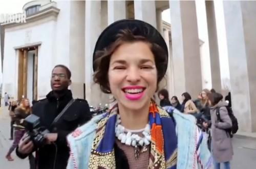 Street Style en París – Glamour