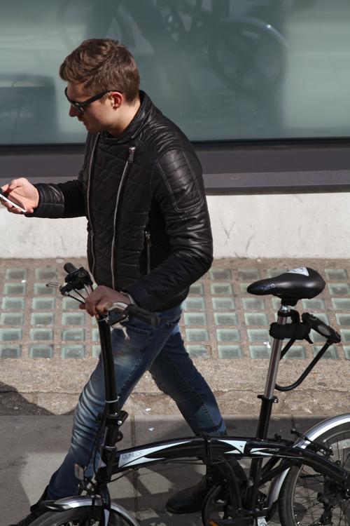 Biciclista (London)