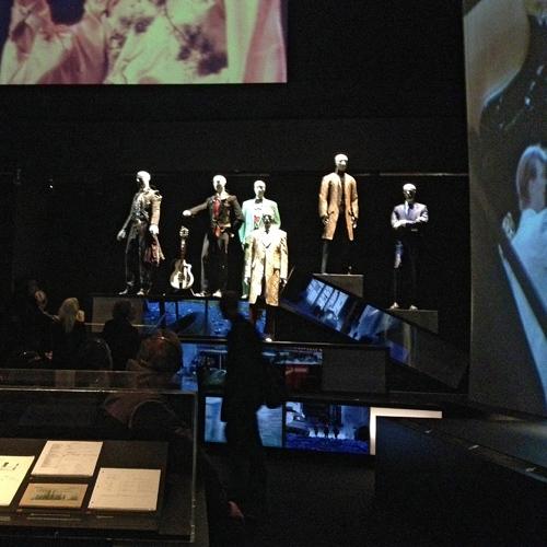 David Bowie Exposición Londres