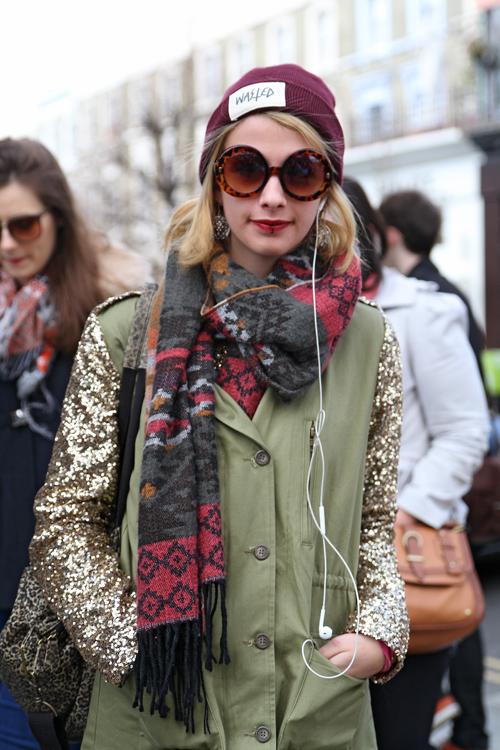 Le mode  (London)