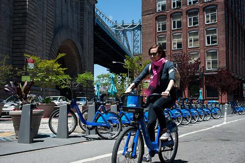 Llega el Bycing a NYC, Citibike