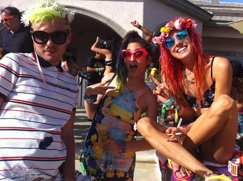 Festivalers (Coachella)