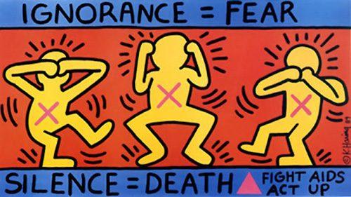 Keith Haring en París