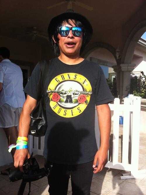 Pistolas y Rosas (Coachella)