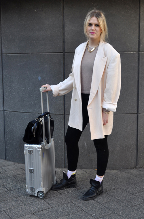 Traveler (Amberes)