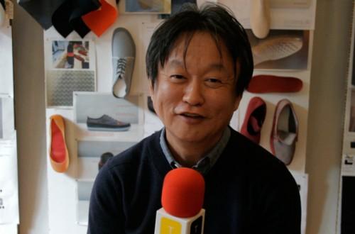 El diseñador industrial Japonés Naoto Fukasawa