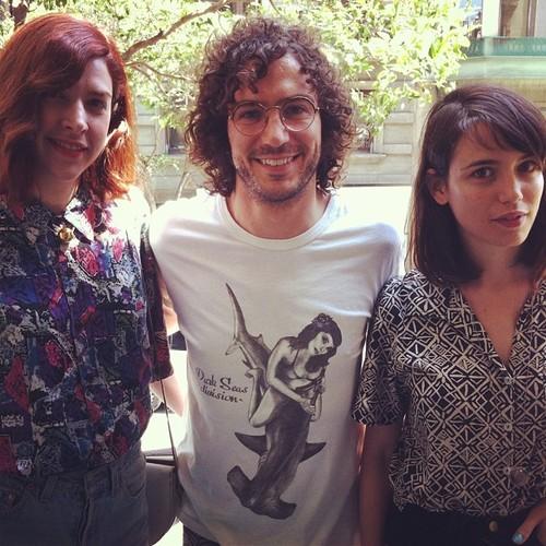Brianda, Neko y Blanca (Barcelona)
