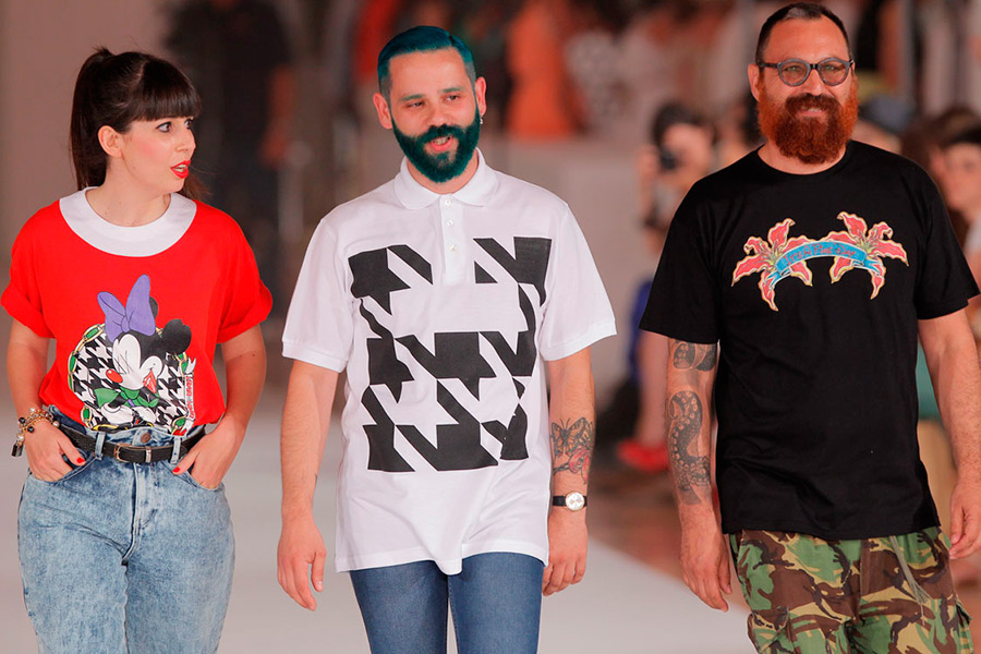 Brain and Beast ganadores de 080 Barcelona Fashion