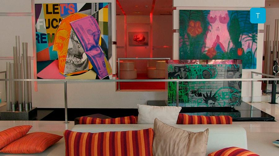 W Mexico City Hotel en Polanco