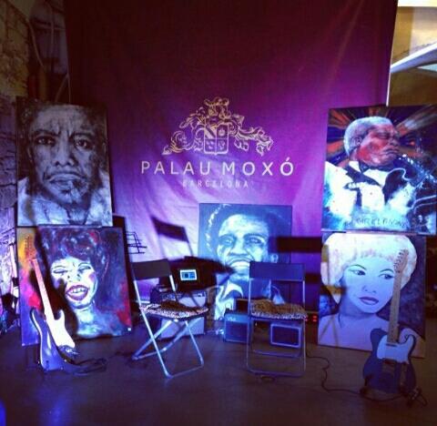 Mercado de arte y moda