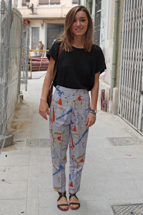 Bonitos pantalones (Valencia)