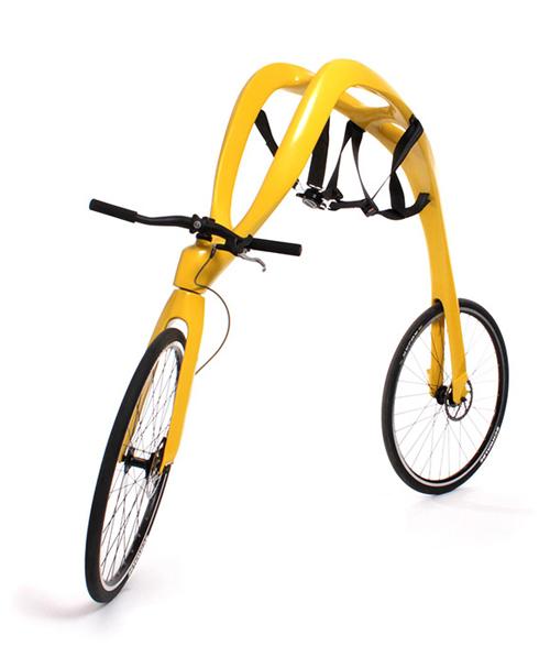 La bicicleta Fliz