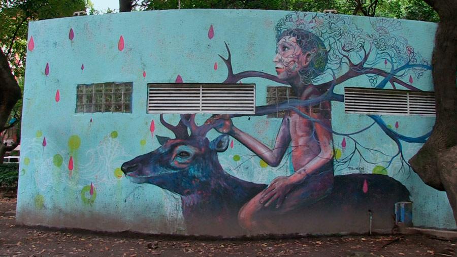El grafitero mexicano de referencia