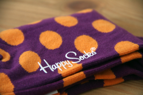 Sorteo calcetines Happy Socks